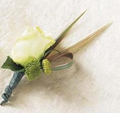 Courtier Boutonniere