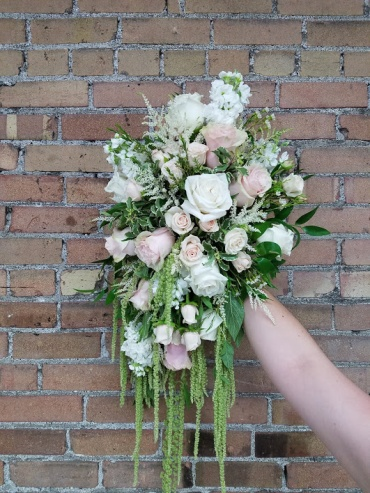 Sweet Cascade Bouquet