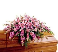 Remembrance Casket Spray