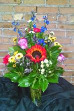 Mixed Fall Bouquet